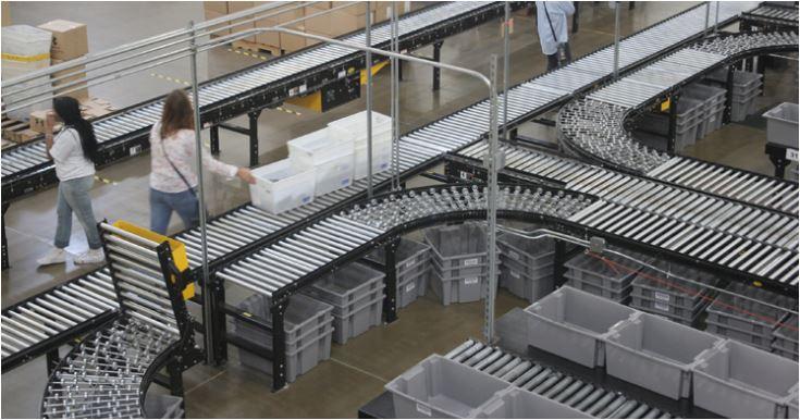 Conveyor Approach