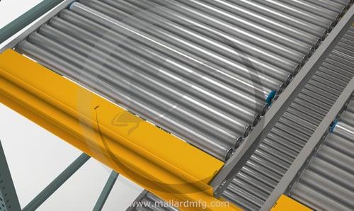 Full Roller Pallet Flow Mallard