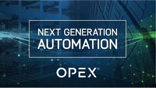 OPEX Next Generation Automation