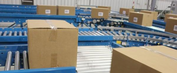 Conveyor Handling Company Service